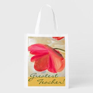 再使用可能な買い物袋: 最も素晴らしいカスタム エコバッグ