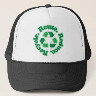 再利用はリサイクルを減らします キャップ
