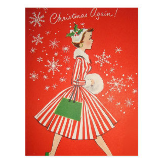 再度クリスマス! ポストカード