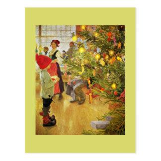再度Christmastime ポストカード