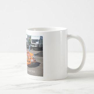 再結集車シリーズ- 02 Porche 911 コーヒーマグカップ