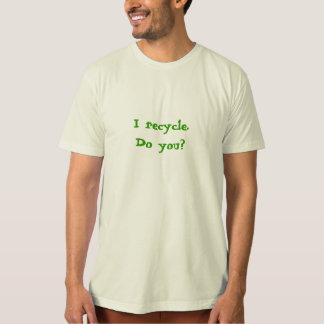 再資源業者のTシャツ Tシャツ