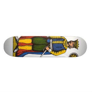 再Denariのスケートボード 20.6cm スケートボードデッキ
