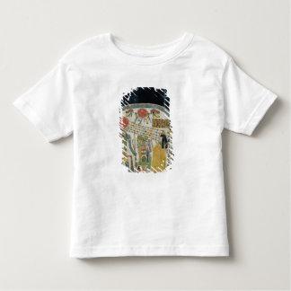 再Horakhtyの前の女性のTaperet石碑 トドラーTシャツ