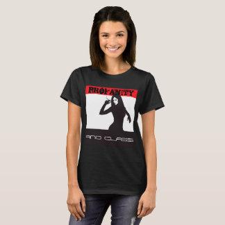 冒涜及びクラス Tシャツ
