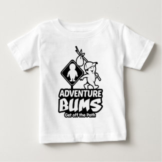 冒険ののらくら者 ベビーTシャツ