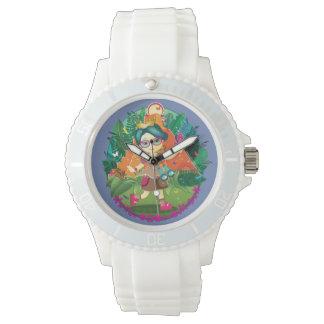 冒険のプリンセスの腕時計! 腕時計