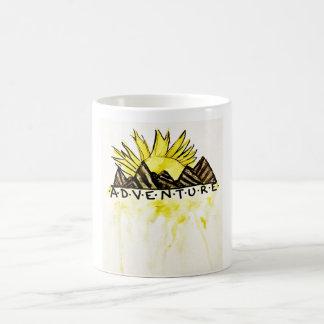 冒険のマグ コーヒーマグカップ