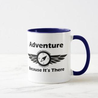 冒険のマグ マグカップ