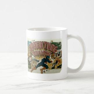 冒険の劇場 コーヒーマグカップ