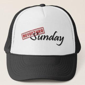 冒険の日曜日のトラック運転手の帽子 キャップ