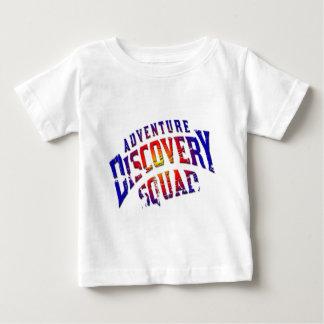冒険の発見の分隊 ベビーTシャツ