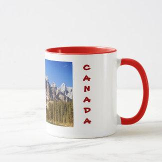 冒険カナダ マグカップ