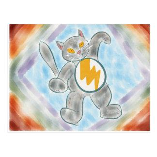 冒険猫Postcare ポストカード