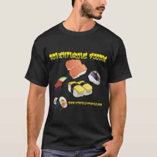 冒険的なグルメ Tシャツ