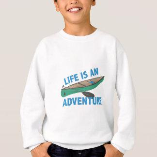 冒険 スウェットシャツ