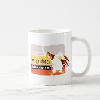 冗談であるフォッグホーン、息子 コーヒーマグカップ