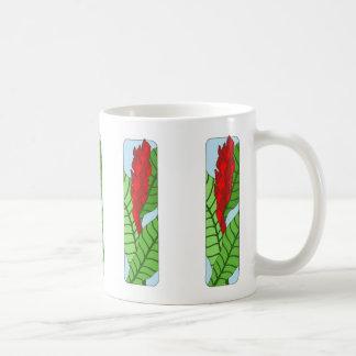 写実的なショウガ コーヒーマグカップ