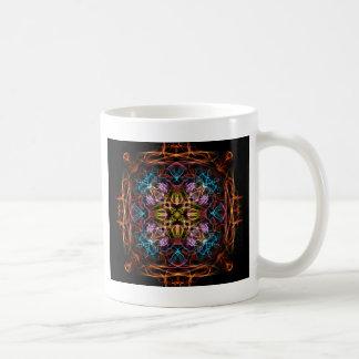 写実的な優雅 コーヒーマグカップ