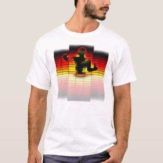 写実的な平衡装置のTシャツ-写実的な平衡装置 Tシャツ