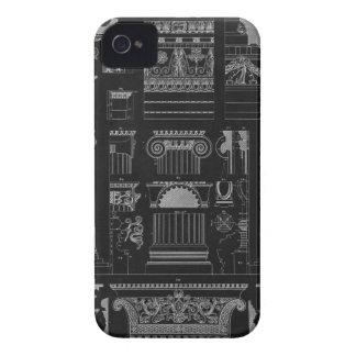 写実的な建築IV Case-Mate iPhone 4 ケース