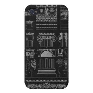 写実的な建築IV iPhone 4 COVER
