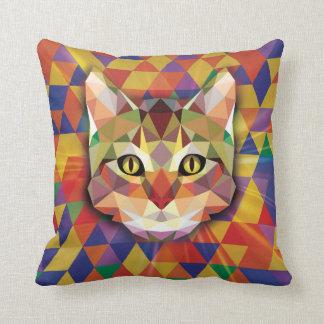 写実的な猫 クッション