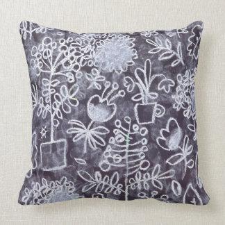 写実的な綿の枕 クッション