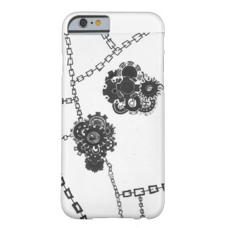 写実的な鎖! 電話5.5 BARELY THERE iPhone 6 ケース