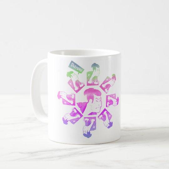 写楽 コーヒーマグカップ