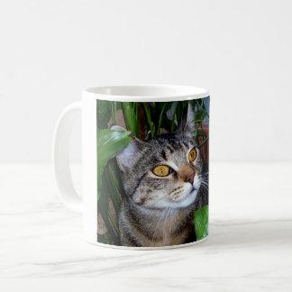 写真あなたのペット猫のコーヒー・マグ コーヒーマグカップ