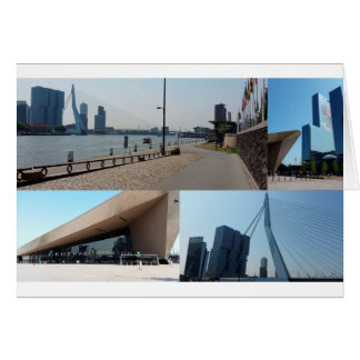 写真のコラージュロッテルダム4 カード