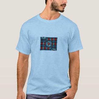 写真のデザインによってかぎ針で編まれるスタイルの基本的なTシャツ Tシャツ
