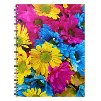 写真のノート(80ページB&W)のデイジー ノートブック
