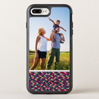 写真の抽象的でカラフルな産業 オッターボックスシンメトリーiPhone 8 PLUS/7 PLUSケース