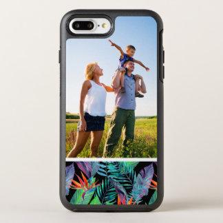 写真の水彩画の極楽鳥 オッターボックスシンメトリーiPhone 8 PLUS/7 PLUSケース