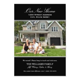 写真の移動発表|私達の新しい家 カード