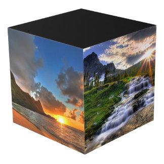 写真の立方体 フォトキューブ