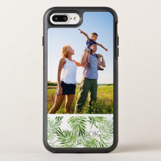写真の緑のシュロの葉 オッターボックスシンメトリーiPhone 8 PLUS/7 PLUSケース