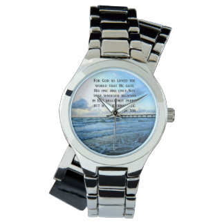 写真をインスパイアジョンの美しい3:16 腕時計