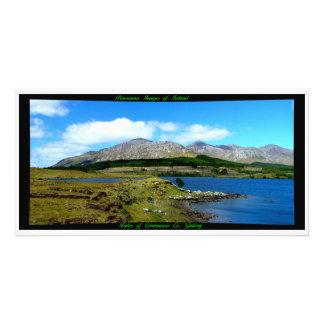 写真カードのためのアイルランドのイメージ カード