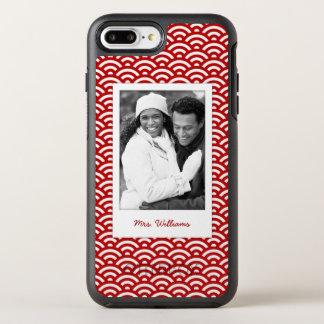 写真及び名前の日本人パターン オッターボックスシンメトリーiPhone 8 PLUS/7 PLUSケース