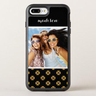 写真及び名前キャンデートウモロコシパターン オッターボックスシンメトリーiPhone 8 PLUS/7 PLUSケース
