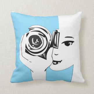 写真撮影の枕 クッション