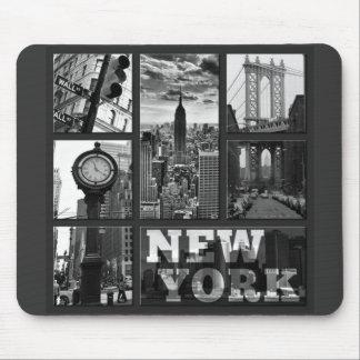 写真撮影ニューヨーク、米国- マウスパッド