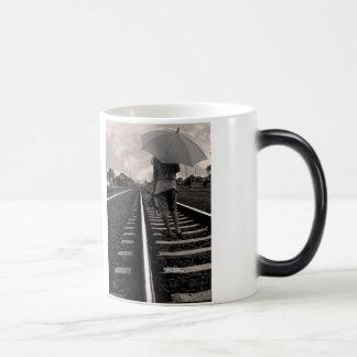 写真撮影1 マジックマグカップ