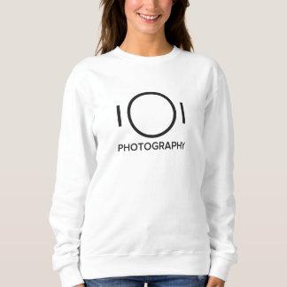 写真撮影 スウェットシャツ