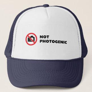 写真映えしない-印を撮影しないで下さい キャップ