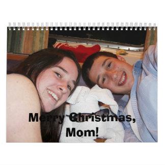 写真472のメリークリスマス、お母さん! カレンダー