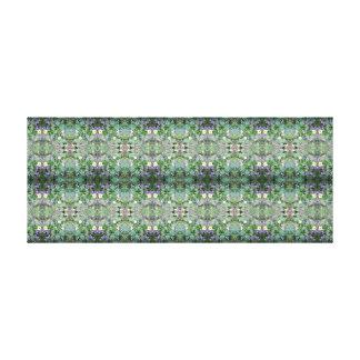 写真772の花のフラクタルA及びBの数々のなパネル キャンバスプリント